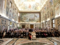 papal audience 484